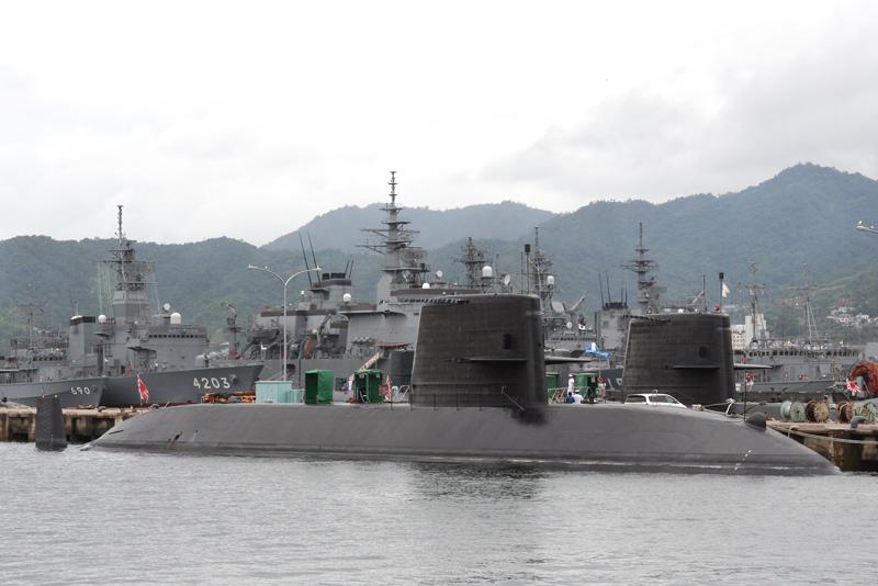 おやしお型潜水艦の画像 p1_27